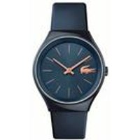 ladies blue valencia lacoste watch