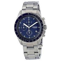gents fossil sport 54 chronograph watch