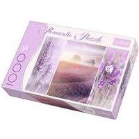 1000 Piece Lavender Fields