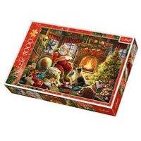 1000 Piece Santa Claus