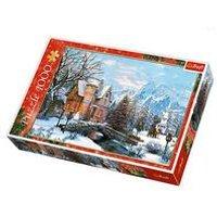 1000 Piece Winter Landscape Jigsaw
