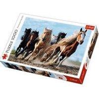 1000 Piece Wild Horses