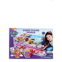 Giant Electronic Floor Puzzles - Paw Patrol Pink