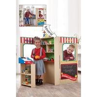Wooden Role Play Centre