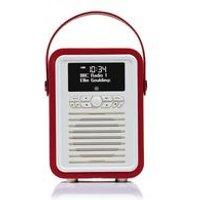 VQ Retro Mini Bluetooth Digital/FM Radio