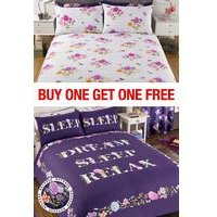 Floral Dreams Duvet Set BOGOF