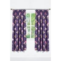 Floral Dreams Pair Of Curtains