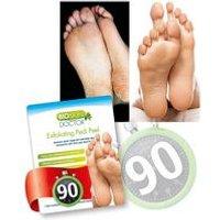Bioclear Pedi Peel Socks - Two Pairs