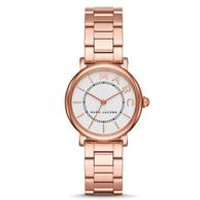 marc jacobs rose gold roxy bracelet watch