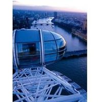 London Eye Experience and Afternoon Tea for Two