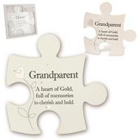 Sentiment Jigsaw Wall Art - Grandparent