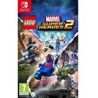 Nintendo Switch: LEGO Marvel Super Heroes 2