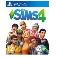 PS4: The SIMS 4