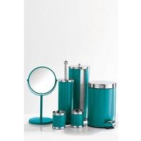 Stainless Steel 6-Piece Bathroom Set