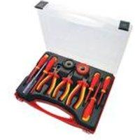 11 Piece Electricians Tool Kit