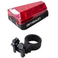 Laser Tail LED Bike Light