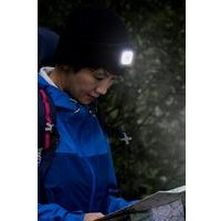 Rechargeable LED Beanie Hat Worklight