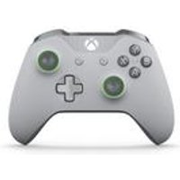 Xbox One Branded Wireless Controller: Grey/Green
