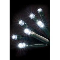 800 Ice White LED Chaser Lights