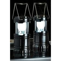 Set Of 2 Extra Bright Lanterns