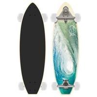 "Xootz 27"" Carve Board Wave Skateboard"