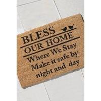 Coir Doormats - Bless Our Home