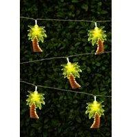 Solar String Lights - Palm Tree