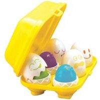 Play to Learn - Hide N Squeak Eggs