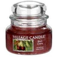 Village Candle Black Cherry 11oz Jar