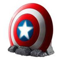 Marvel Captain America Bluetooth Shield Speaker