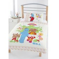Best Friends Junior Duvet Set - In The Night Garden