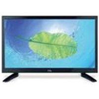 20 Inch HD Ready LED Black TV