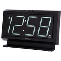 "Labatt 1.8"" LED Alarm Clock"