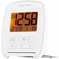 Erebus Nightglow LCD Travel Alarm Clock