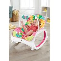 Fisher Price Rainforest Infant Toddler Rocker