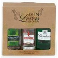 Gin Selection Trio