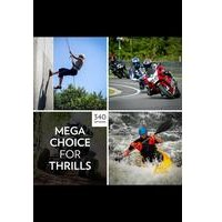 Ultimate Choice Thrills Gift Experience