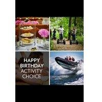 Happy Birthday Experience Day