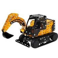 JCB Tracked Excavator JS130 Construction Set