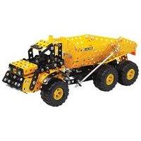 JCB Articulated Dumper Truck Construction Set