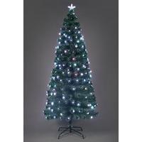 Colour Changing LED Nebula Christmas Tree