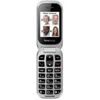 SIM Free Fonerange Flip Friendly - White