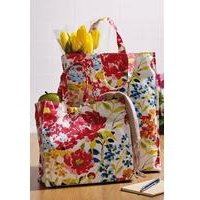 Set Of 2 Floral Bags