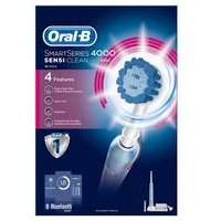 Oral B Smart Series Sensi Clean Rechargeable Toothbrush