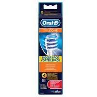 Oral-B Trizone Brush Heads - Pack of 4