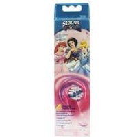 Oral-B Kids Disney Princess Brush Heads - Pack of 4