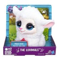FurReal Friends Luvimals Cottonball
