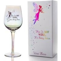 Fairy Juice - Lustre Wine Glass
