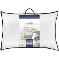 Snuggledown Hungarian Goose Feather and Down Single Pillow