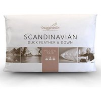 Snuggledown Duck Feather Pack of 2 Pillows
